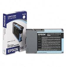 Eredeti Epson T543 világos-ciánkék patron