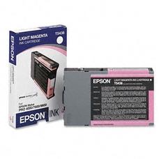 Eredeti Epson T543 világos-magenta patron