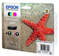 Eredeti Epson 603 multipack (4 szín)