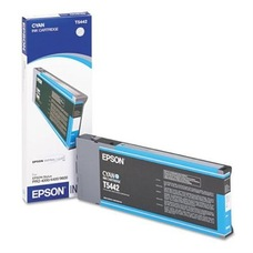 Eredeti Epson T544 ciánkék patron