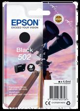 Eredeti Epson 502 fekete patron