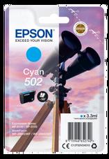 Eredeti Epson 502 ciánkék patron