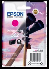 Eredeti Epson 502 magenta patron