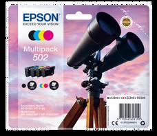 Eredeti Epson 502 multipack (4 szín)