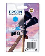 Eredeti Epson 502XL nagy kapacitású ciánkék patron