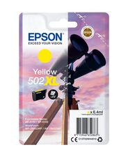 Eredeti Epson 502XL nagy kapacitású sárga patron