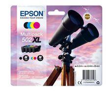Eredeti Epson 502XL nagy kapacitású multipack (4 szín)
