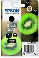 Eredeti Epson 202 fekete patron