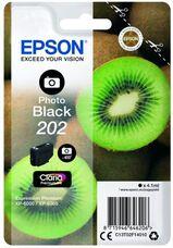 Eredeti Epson 202 foto fekete patron