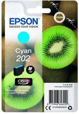 Eredeti Epson 202 ciánkék patron