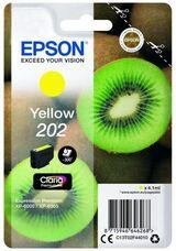 Eredeti Epson 202 sárga patron
