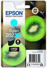Eredeti Epson 202XL nagy kapacitású ciánkék patron