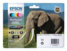 Eredeti Epson 24XL nagy kapacitású multipack (6 szín)