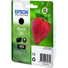 Eredeti Epson 29 fekete patron