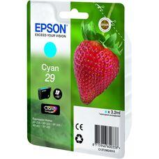 Eredeti Epson 29 ciánkék patron