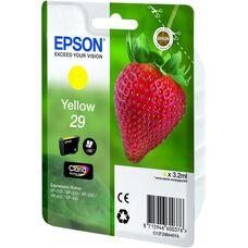 Eredeti Epson 29 sárga patron