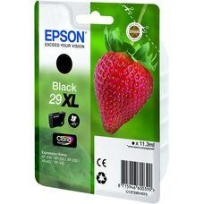 Eredeti Epson 29XL nagy kapacitású fekete patron
