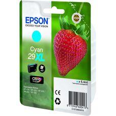 Eredeti Epson 29XL nagy kapacitású ciánkék patron