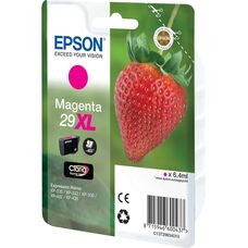 Eredeti Epson 29XL nagy kapacitású magenta patron