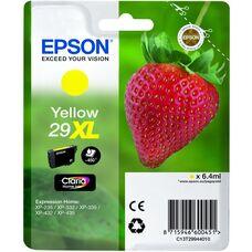 Eredeti Epson 29XL nagy kapacitású sárga patron