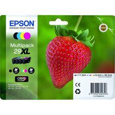Eredeti Epson 29XL nagy kapacitású multipack (4 szín)