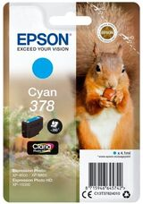 Eredeti Epson 378 ciánkék patron