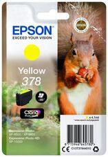 Eredeti Epson 378 sárga patron