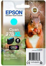 Eredeti Epson 378XL nagy kapacitású ciánkék patron