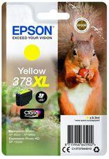 Eredeti Epson 378XL nagy kapacitású sárga patron
