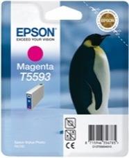 Eredeti Epson T559 magenta patron