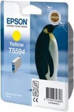 Eredeti Epson T559 sárga patron