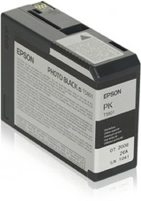 Eredeti Epson T580 foto-fekete patron