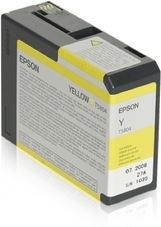 Eredeti Epson T580 sárga patron