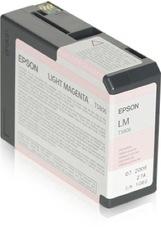 Eredeti Epson T580 világos-magenta patron