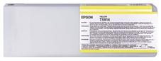 Eredeti Epson T5914 sárga patron
