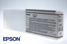 Eredeti Epson T5917 világos fekete patron