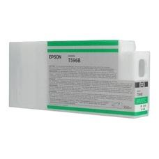 Eredeti Epson T596 zöld patron