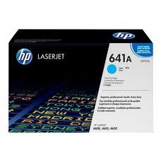 Eredeti HP 641A ciánkék toner (C9721A)