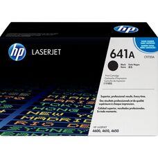 Eredeti HP 641A fekete toner (C9720A)