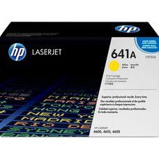 Eredeti HP 641A sárga toner (C9722A)