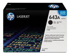 Eredeti HP 643A fekete toner (Q5950A)