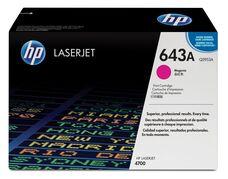 Eredeti HP 643A magenta toner (Q5953A)