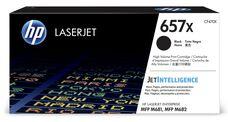 Eredeti HP 657X nagy kapacitású fekete toner (CF470X)