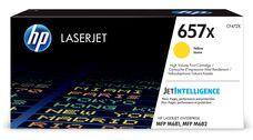 Eredeti HP 657X nagy kapacitású sárga toner (CF472X)