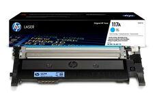 Eredeti HP 117A ciánkék toner (W2071A)