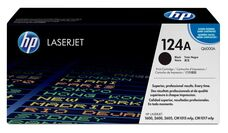 Eredeti HP 124A fekete toner (Q6000A)