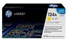 Eredeti HP 124A sárga toner (Q6002A)