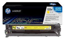 Eredeti HP 125A sárga toner (CB542A)