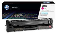 Eredeti HP 201X nagy kapacitású magenta toner (CF403X)