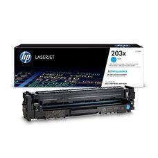 Eredeti HP 203X nagy kapacitású ciánkék toner (CF541X)